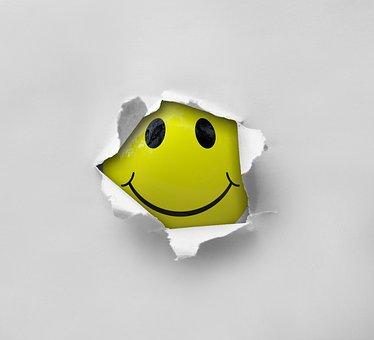Le sourire: l'anti-stress 100% bio et gratuit.