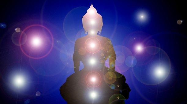 Les mots positifs des chakras